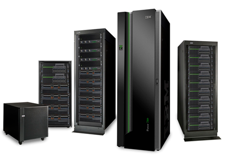 IBM POWER7 Servers in stock