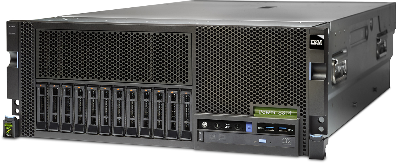 IBM Power S814 Systems